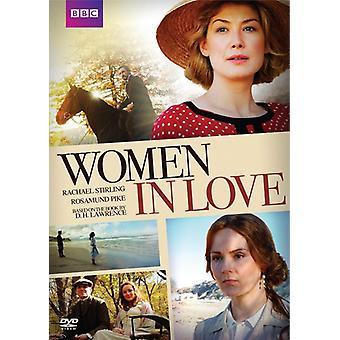 Kvinnor i kärlek [DVD] USA import