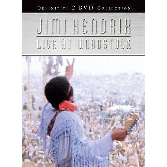 Jimi Hendrix - Live at importazione USA Woodstock [DVD]