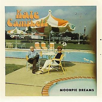 Kate Campbell - Moonpie Dreams [CD] USA import