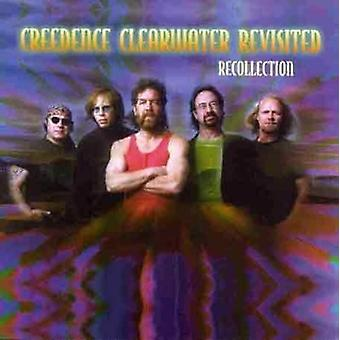 Creedence Clearwater Revisited - herinnering/Live [CD] USA import