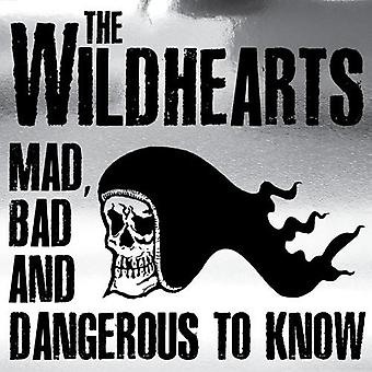 Wildhearts - Wildhearts-Mad Bad & fare [CD] USA import