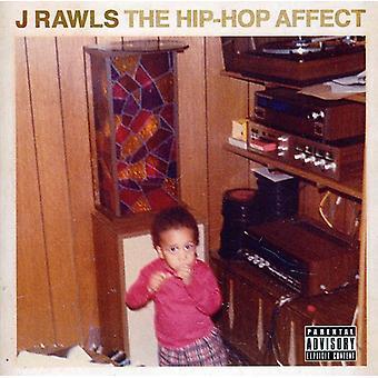 J Rawls - Hip-Hop påvirker [CD] USA importerer