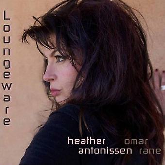 Heather Antonissen & Omar Rane - Antonissen, Heather & Omar Rane: Vol. 1-Loungeware [CD] USA import