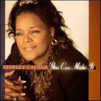 Shirley Caesar - kan du gøre det [CD] USA import