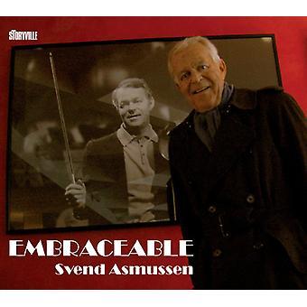 Svend Asmussen - Embraceable [CD] USA importerer