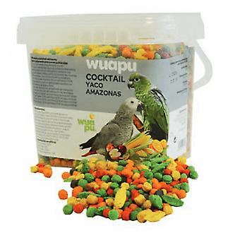 Wuapu Cocktail Wuapu Yaco / Amazon 450 Gr (Birds , Bird Food)