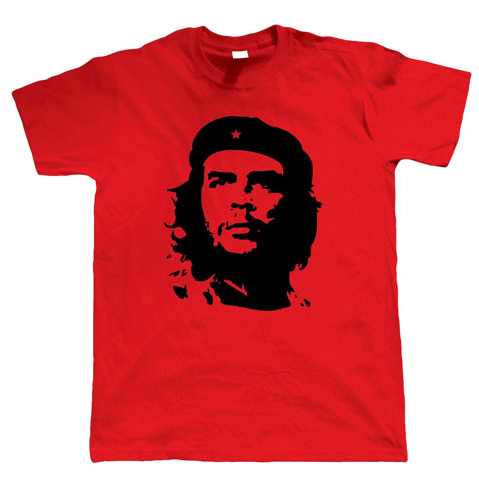 Che Guevara, Retro Political Mens T Shirt