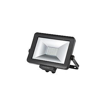 Timeguard Slimline PRO LED Floodlight, 30W, Black