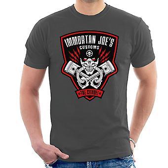 Immortan Joes Customs Mad Max Fury Road Men's T-Shirt