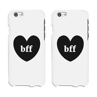 BFF Hearts Friendship Special Best Friend Matching Slim Phone Case