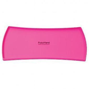 Fütterung der Matte Silikon Pink