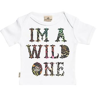 Spoilt Rotten I'm A Wild One Short Sleeve Baby T-Shirt