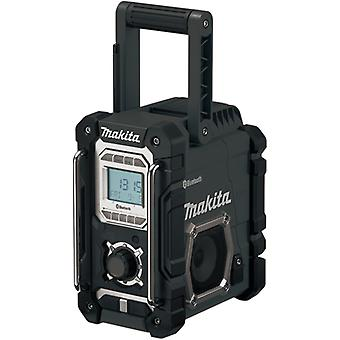 DMR106B MAKITA JOB SITE RADIO BLACK BLUETOOTH USB
