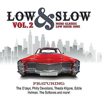 Various Artist - Low & Slow 2: More Classic Low Rider Jams [CD] USA import