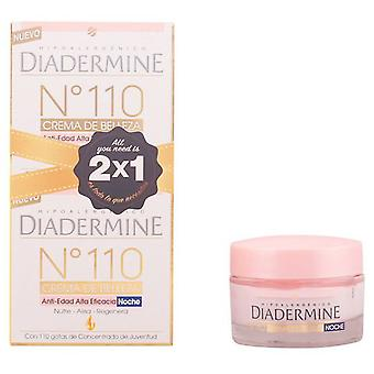 Diadermine No. 110 Anti-Aging Night 50 Ml 2X1