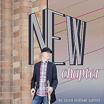 The Jason Klobnak Quintet - New Chapter [CD] USA import