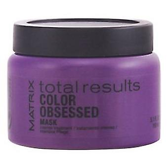 Matrix Total Results Obsess Mask 150 Ml (Woman , Hair Care , Conditioners and masks)