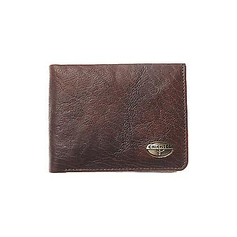 Chiemsee – Formosa – trifold wallet – dark brown