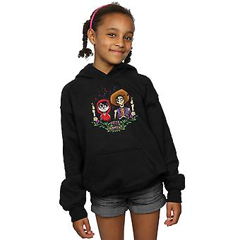 Disney Girls Coco Miguel And Hector Hoodie