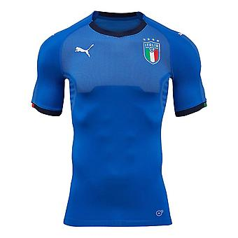 2018-2019 Włochy Evoknit autentyczny dom Puma Shirt (z opakowaniem)