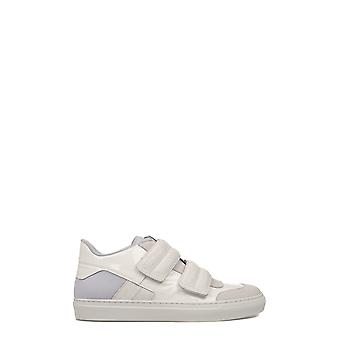 Mm6 Maison Margiela unisex S59WS0020SY0274961 White leather of sneakers