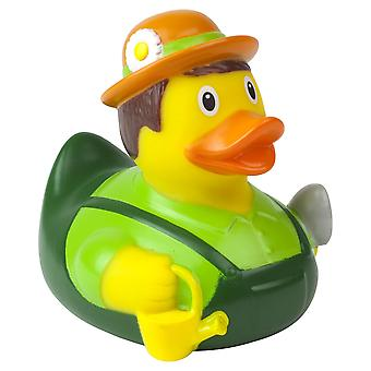 Lilalu Gardener Rubber Duck Bathtime Toy
