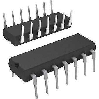 Logic IC - Gate Texas Instruments SN74LS21N AND gate 74LS PDIP 14