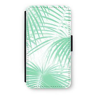 Samsung Galaxy A3 (2017) Flip Case - Palm leaves