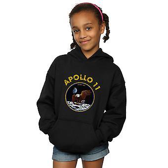 NASA Girls Classic Apollo 11 Hoodie