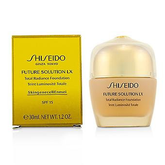 Shiseido Future Lösung LX Total Radiance Foundation SPF15 - # Neutral 4 30ml/1,2 oz