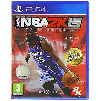 NBA 2K15 (PS4)