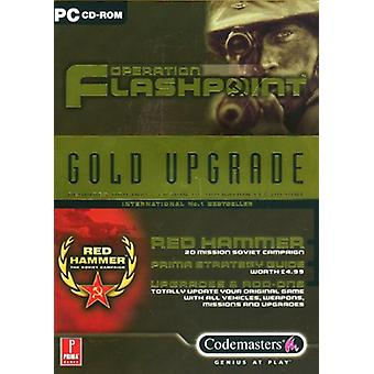 Operation Flashpoint gouden Upgrade (Add-on)