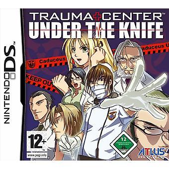 Trauma-Zentrum unter dem Messer (Nintendo DS)