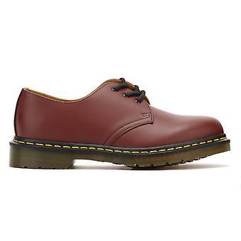 Dr. Martens 1461 rosso ciliegia scarpe