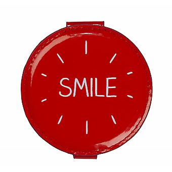 Smile Compact Mirror by Happy Jackson / Wild & Wolf