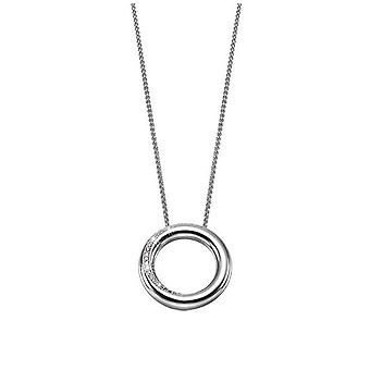 Esprit Collection Damen Kette Collier Silber Peribess ELNL91626A420