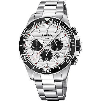 Festina mens watch chronograph F20361/1