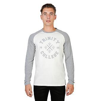 Oxford University T-shirts Oxford University - Trinity-Raglan-Ml 0000039183_0