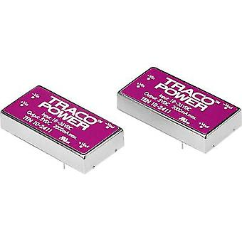 TracoPower TEN 10-2410 DC/DC converter (print) 24 Vdc 3.3 Vdc 2.4 A 10 W No. of outputs: 1 x