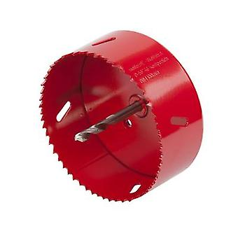 Wolfcraft 5493000 Hole saw 100 mm 1 pc(s)