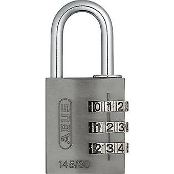 ABUS ABVS46622 Padlock 31.5 mm Titanium Combination