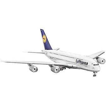 Revell 04270 Airbus A380-800 Lufthansa Aircraft assembly kit 1:144