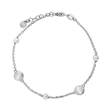 Orphelia Silver 925 Bracelet Pearl 17+1.5 cm  ZA-7379
