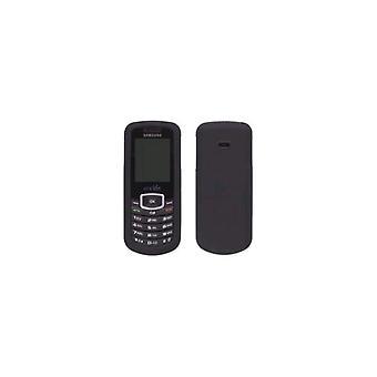 5 Pack -Samsung Stunt SCH-R100 Silicone Gel Case - Black