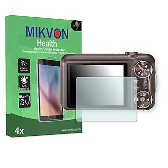 Fujifilm FinePix T210 Screen Protector - Mikvon Health (Retail Package with accessories)