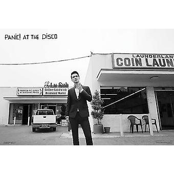 Panic! À l'affiche de disco laverie Brendon