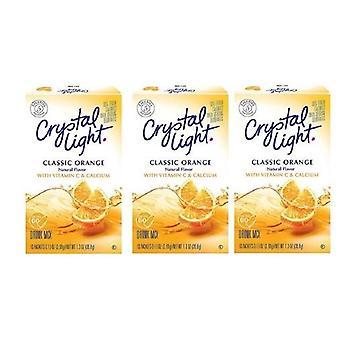 Kristall Licht auf den gehen Sonnenaufgang klassische Orange Zucker kostenlose alkoholfreie Getränke mischen 3er-Pack