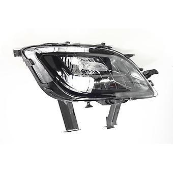 Right Fog Lamp (Black) for Opel ASTRA Sports Tourer 2009-2018