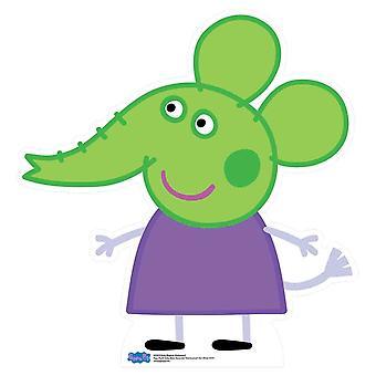 Emily Elephant from Peppa Pig Halloween Cardboard Cutout / Standee