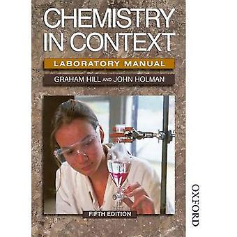 Chemie im Kontext - Labor-Handbuch von Graham C. Hill - John S.